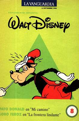 Suplemento Infantil Walt Disney #8