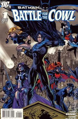 Batman Battle for the Cowl (2009) (Comic Book) #1