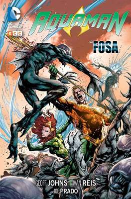 Aquaman de Geoff Johns (Cartoné 144 pp) #1