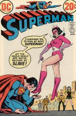 Superman Vol. 1 / Adventures of Superman Vol. 1 (1939-2011) (Comic Book) #261