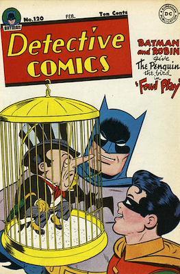 Detective Comics Vol. 1 (1937-2011; 2016-) (Comic Book) #120