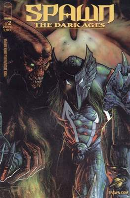 Spawn. The Dark Ages (Grapa 24 pp) #2