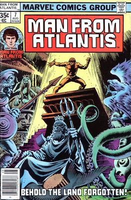 Man from Atlantis (Comic-book.) #7