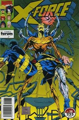 X-Force Vol. 1 (1992-1995) #38