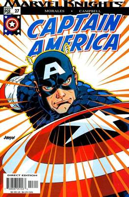 Captain America Vol. 4 (Comic Book) #27