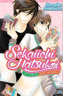 Sekaiichi Hatsukoi: El caso de Ritsu Onodera (Rústica) #1