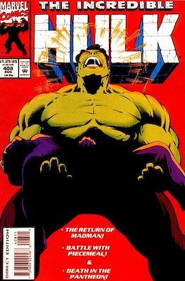 The Incredible Hulk Vol.1 (Saddle-stitched. 1962-1999) #408
