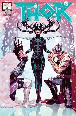 Thor Vol. 5 (2018) #3