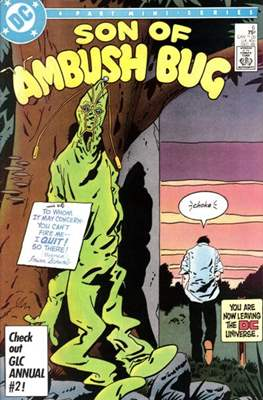 Son of Ambush Bug (Grapa) #6