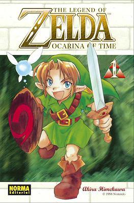 The Legend of Zelda (Rústica con sobrecubierta) #1