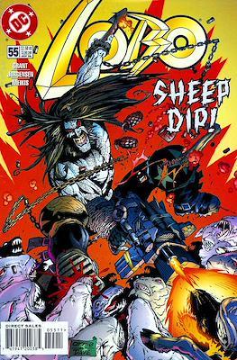Lobo Vol. 2 (1993 - 1999 Grapa) #55