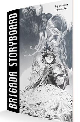 Brigada Artbook #3