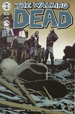 The Walking Dead (Grapas) #107