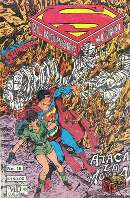 Superman Vol. 1 (Grapa. 1986-2001) #19