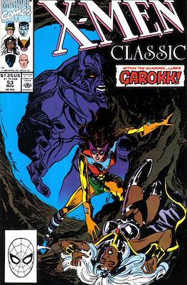 Classic X-Men / X-Men Classic (Comic Book) #53