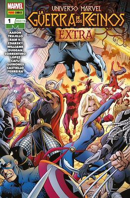 Universo Marvel: La Guerra de los Reinos Extra