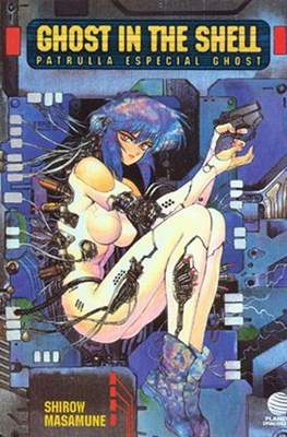 Ghost in the Shell (Rústica 352-304 pp) #1