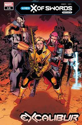 Excalibur Vol. 4 (2019-) (Comic Book) #14