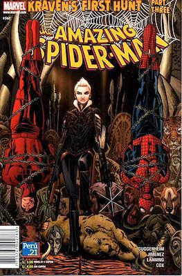 The Amazing Spider-Man (Grapas) #567