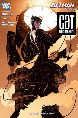 Batman presenta: Catwoman / Robin / Nightwing (Grapa 72-96-120-168 pp) #10