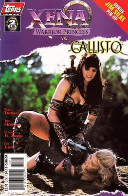 Xena: Warrior Princess vs. Callisto (Variant Cover 1998) #2