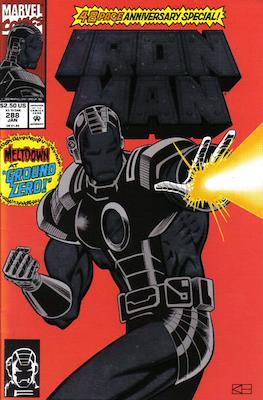 Iron Man Vol. 1 (1968-1996) (Comic book) #288