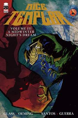 The Mice Templar Vol. 3 A Midwinter Night´s Dream (Grapa) #8