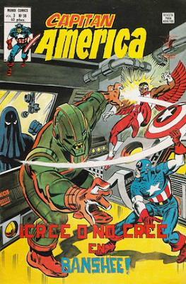 Capitán América Vol. 3 (1975-1980) (Grapa) #38