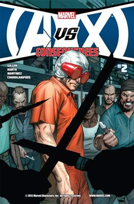 AvX: Consequences (Comic Book) #2