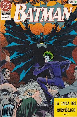 Batman. La caída del murciélago (Rústica) #1