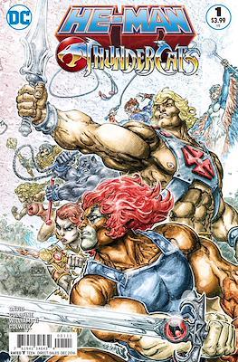He-Man/Thundercats (Comic-book) #1
