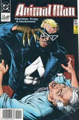 Animal Man (1989-1991) (Grapa 24 pp) #21