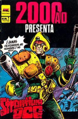 2000 AD presenta #7