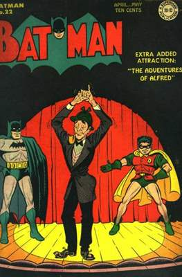 Batman Vol. 1 (1940-2011) (Comic Book) #22