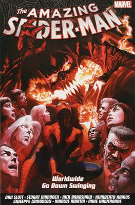 The Amazing Spider-Man: Worldwide (Softcover) #9