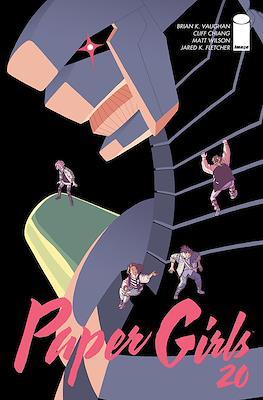 Paper Girls (Comic-book) #20