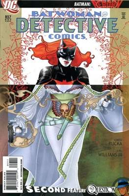 Detective Comics Vol. 1 (1937-2011; 2016-) (Comic Book) #857