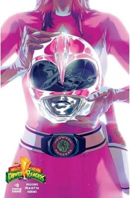 Mighty Morphin Power Rangers (Comic Book) #0.4