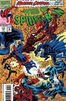 Web of Spider-Man Vol. 1 (1985-1995) #102