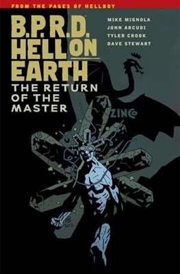 B.P.R.D. Hell on Earth #6