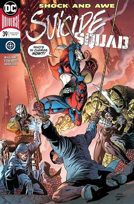 Suicide Squad Vol. 5 (2016) (Comic-Book) #39