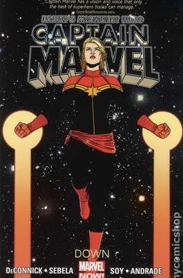 Captain Marvel (Vol. 7 2012-2014) (Softcover 96-136 pp) #2