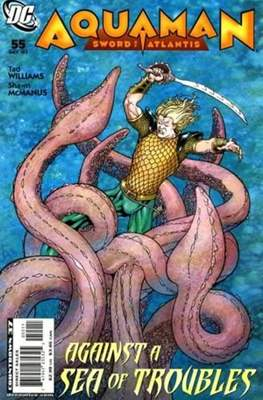 Aquaman Vol. 6 / Aquaman: Sword of Atlantis (2003-2007) (Saddle-stitched) #55