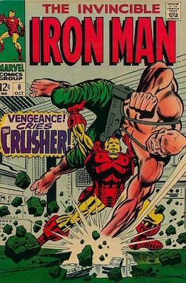 Iron Man Vol. 1 (1968-1996) #6