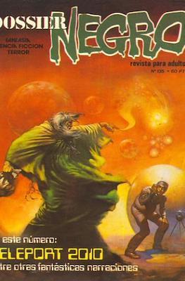 Dossier Negro (Rústica y grapa [1968 - 1988]) #135