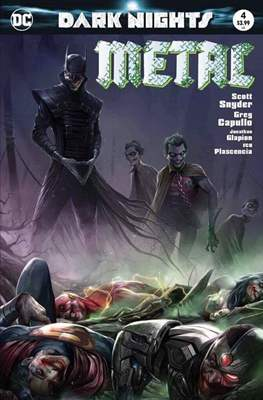 Dark Nights: Metal (Variant Covers) (Comic Book) #4.2