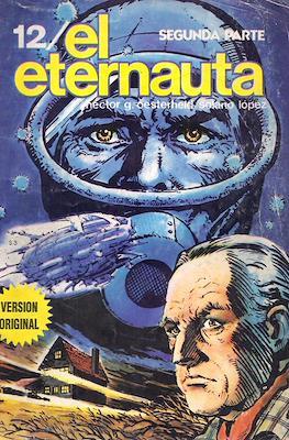 El Eternauta. Segunda Parte - Versión Original (Revista) #12