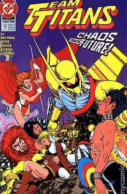 Team Titans (Comic-book) #12