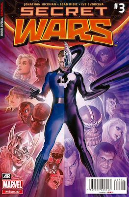 Secret Wars (Grapa) #3