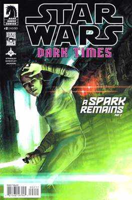 Star Wars: Dark Times A Spark Remains (Comic Book) #2